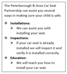 170419 Car Seat Safety
