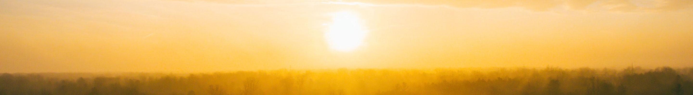 Hot Sun Sky