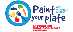 Paint The Plate logo