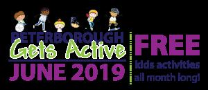 Peterborough Get's Active Logo